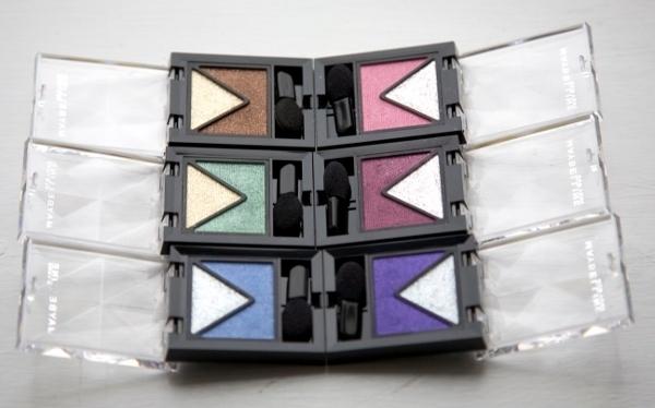 Color Explosion Eyestudio Duo: øjenskyggerne