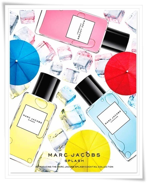 Marc Jacobs Splash Collection 2011