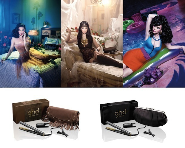 ghd Iconic Eras of Styler og Katy Perry