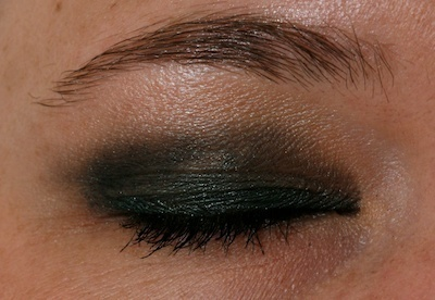 MAC Bows & Curtseys Smokey Eye