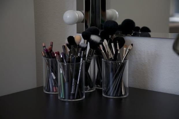 Pensler, eyelinere og liplinere
