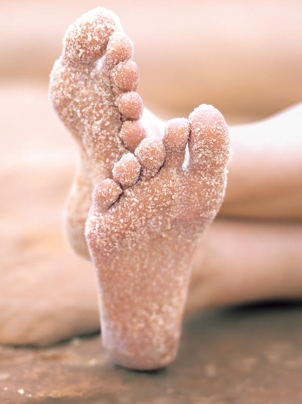 CND fødder