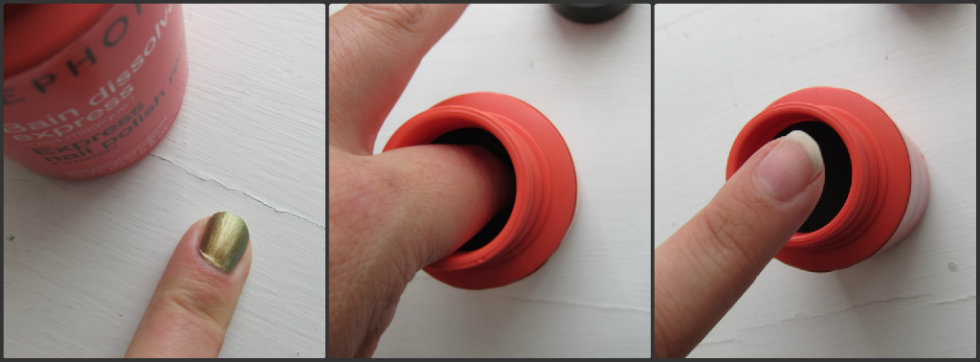Sephora Instant Express Nail Polish Remover