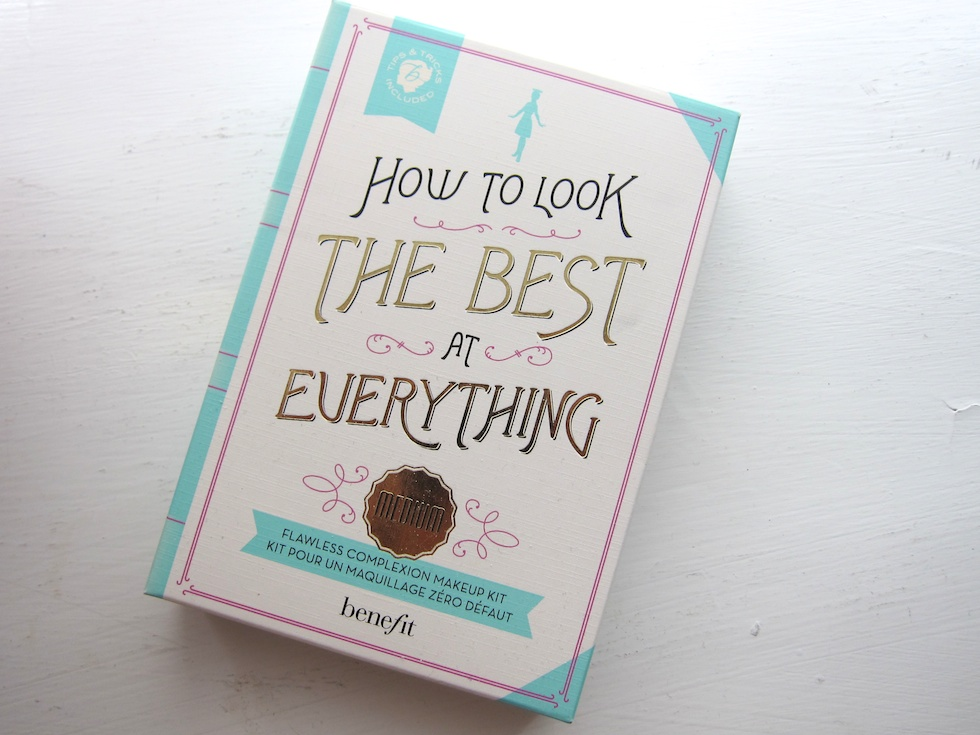 How to look the best at everything