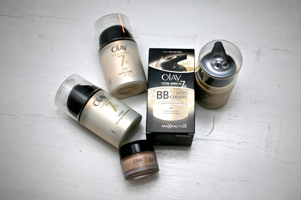 Olay Total Effects Touch of Foundation original BB Cream konkurrence
