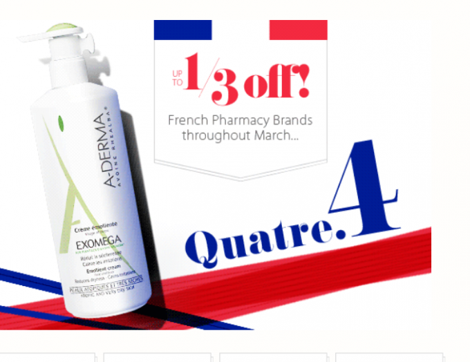 Escentual.com franske brands