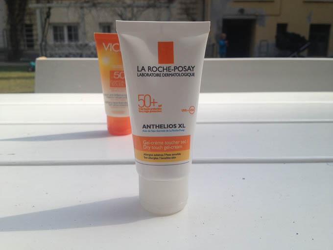 La Roche Posay Anthelios XL Dry Touch Gel-crème
