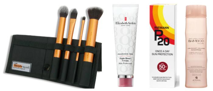 Produkter fra Lookfantastics webshop