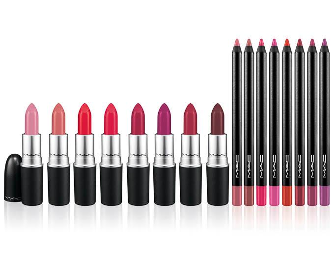MAC Retro Matte læbestifter