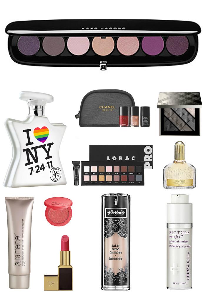 Amerikanske beauty produkter