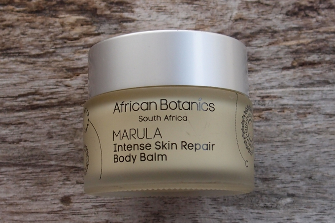African Botanics Intense Skin Repair Body Balm