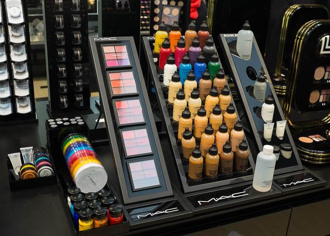 MAC Pro Store på Købmagergade i København