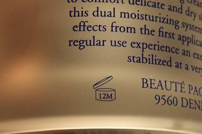 Holdbarheds mærkning