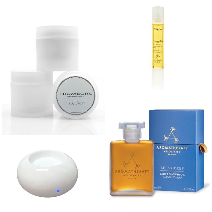 Aromaterapi produkter