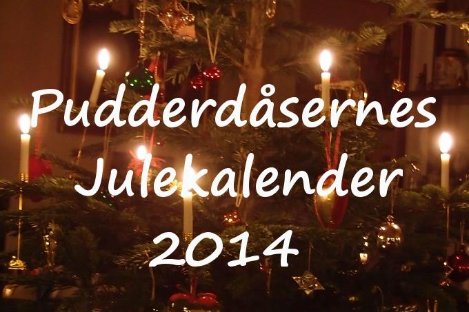 Pudderdåsernes julekalender 2014