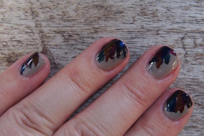 Manicure med Ciaté Haute House