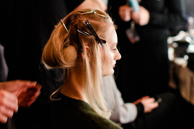 TONI&GUY Hair Meet Wardrobe: FONNESBECH AW15