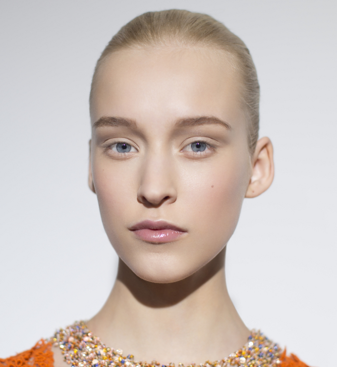 Dior Haute Couture Collection Makeup Spring-Summer 2015