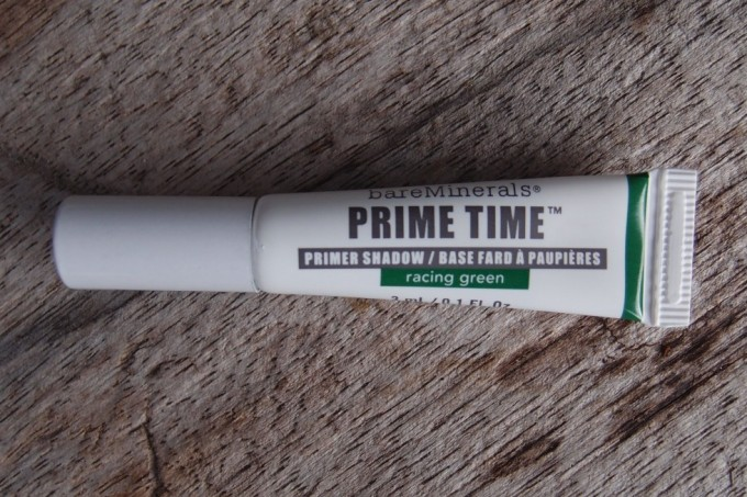 Bare Minerals Prime Time Primer Shadow i farven Racing Green