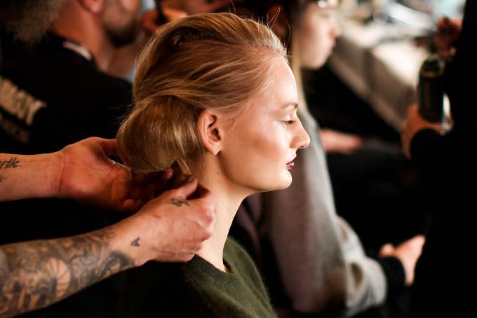 TONI&GUY Hair Meet Wardrobe: FONNESBECH AW15 Det færdige look