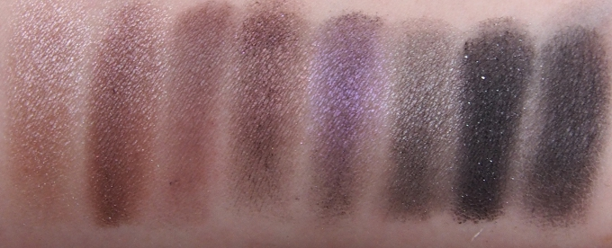 Mememe Cosmetics Ultimate Eye Palette i Rich Plum