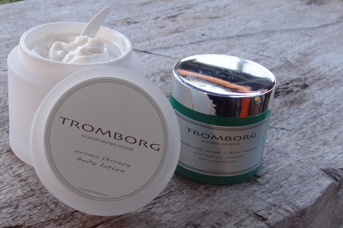 Tromborg Aroma Therapy Body Lotion