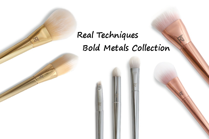 Real Ttechniques Bold Metals Collection