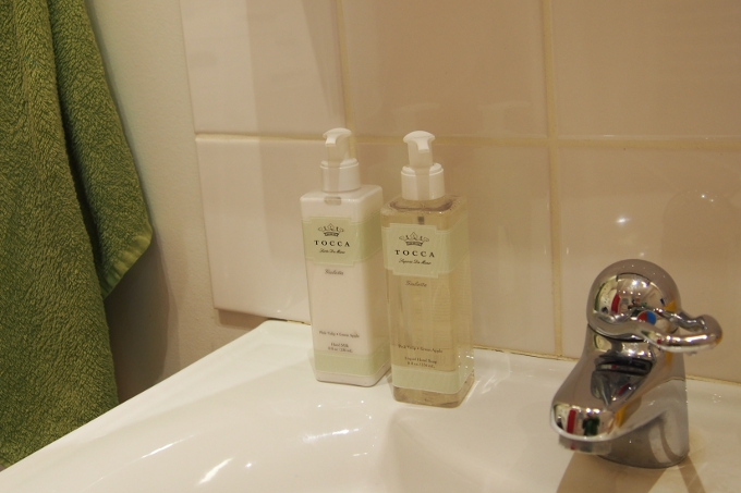 Tocca Giulietta Liquid Hand Soap og Hand Milk