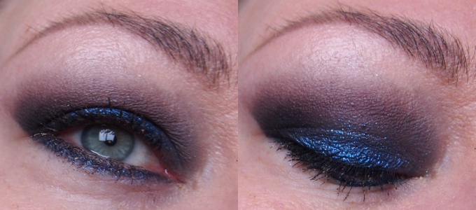 Lørdagslook: Night Blue