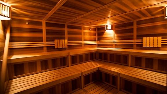 infra rød sauna