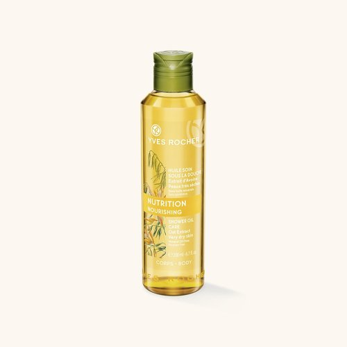 Yves Rocher Nourishing Shower Oil Care