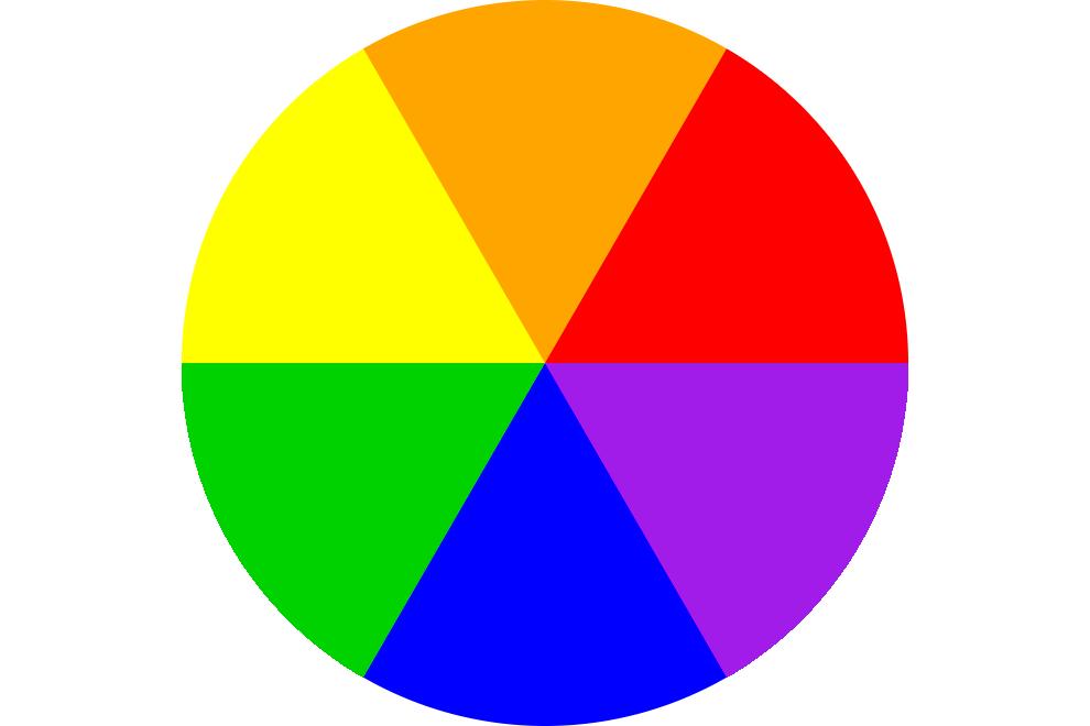 Farvecirkel til Tirsdagstip: Korriger farverne