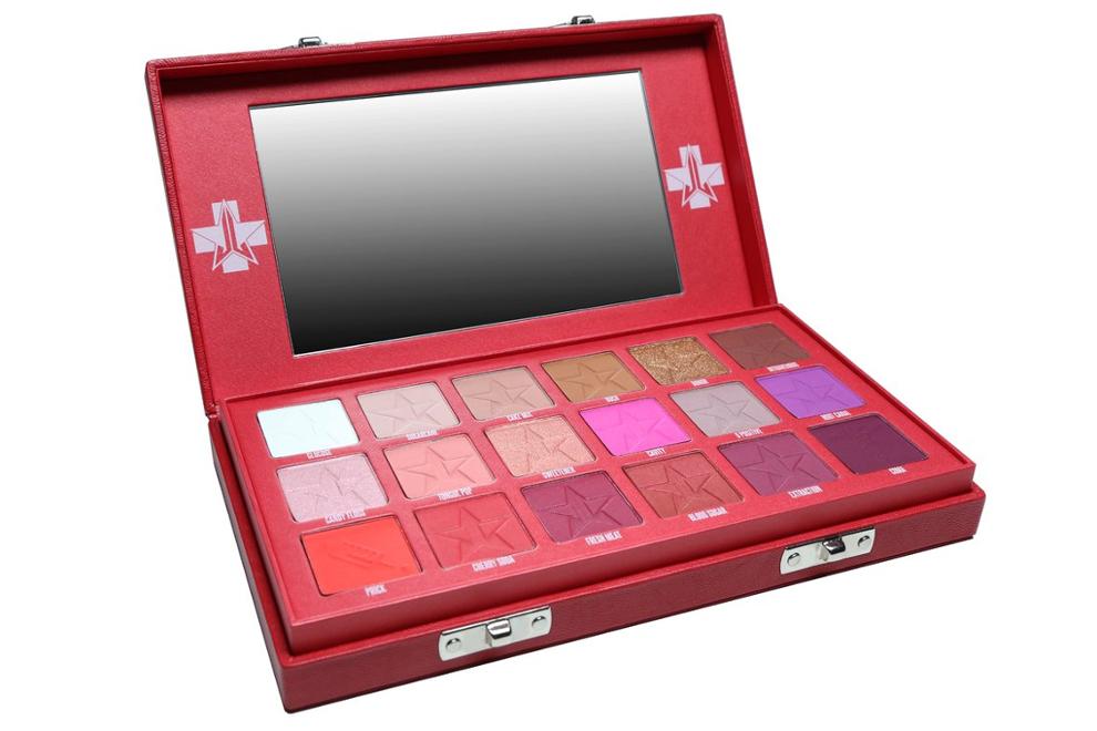 Jeffree Star Cosmetics Blood Sugar Pressed Pigment Palette