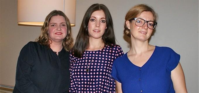 Søsterliv-søstrene Maria, Teresa og Kristina