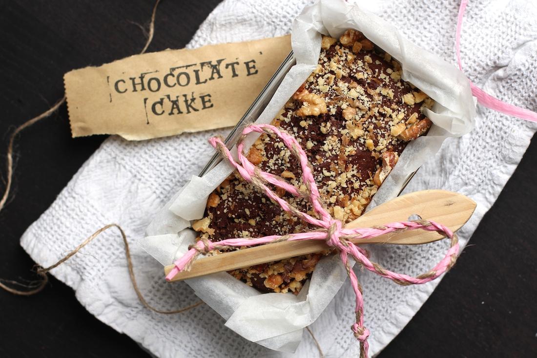 Værtindegave #1 Glutenfri chokoladekage