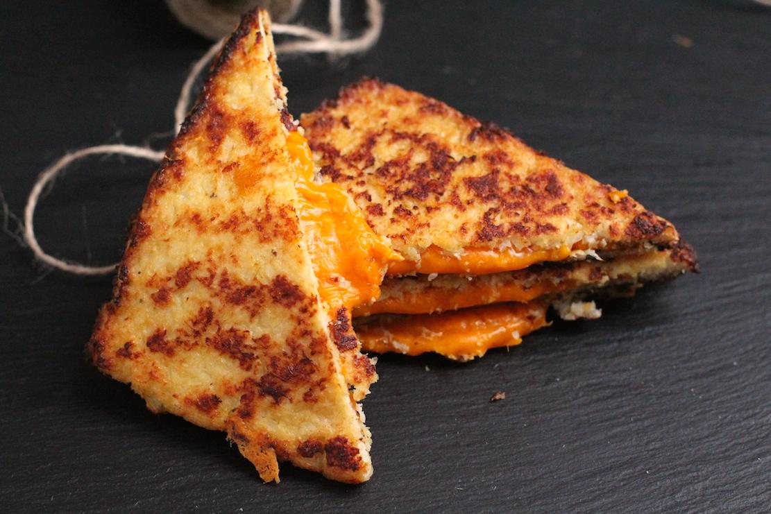 Grillet ostesandwich GLUTENFRI