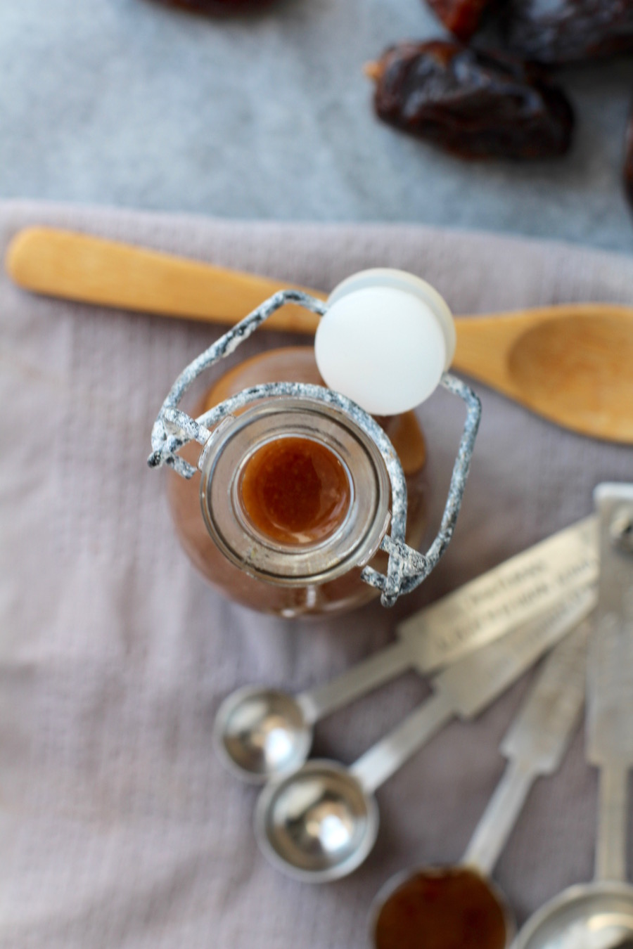Hjemmelavet naturligt sødemiddel2