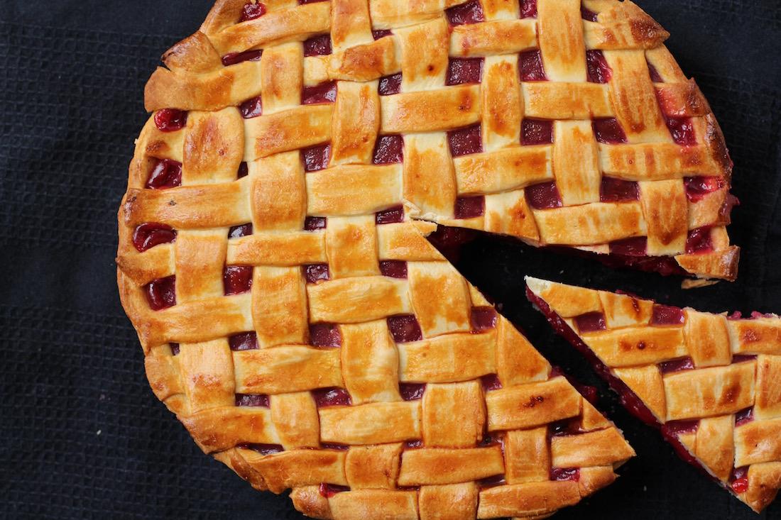 alt - kirsebærtærte