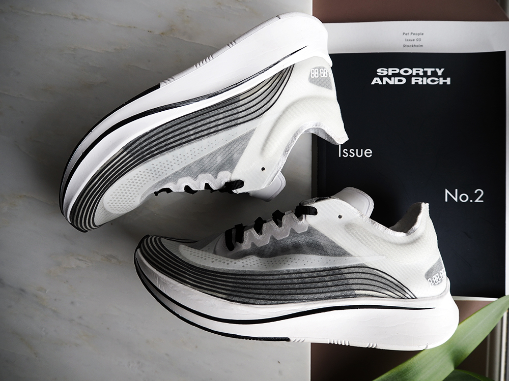 Nike Zoom Fly SP White Black AA3172 101 |