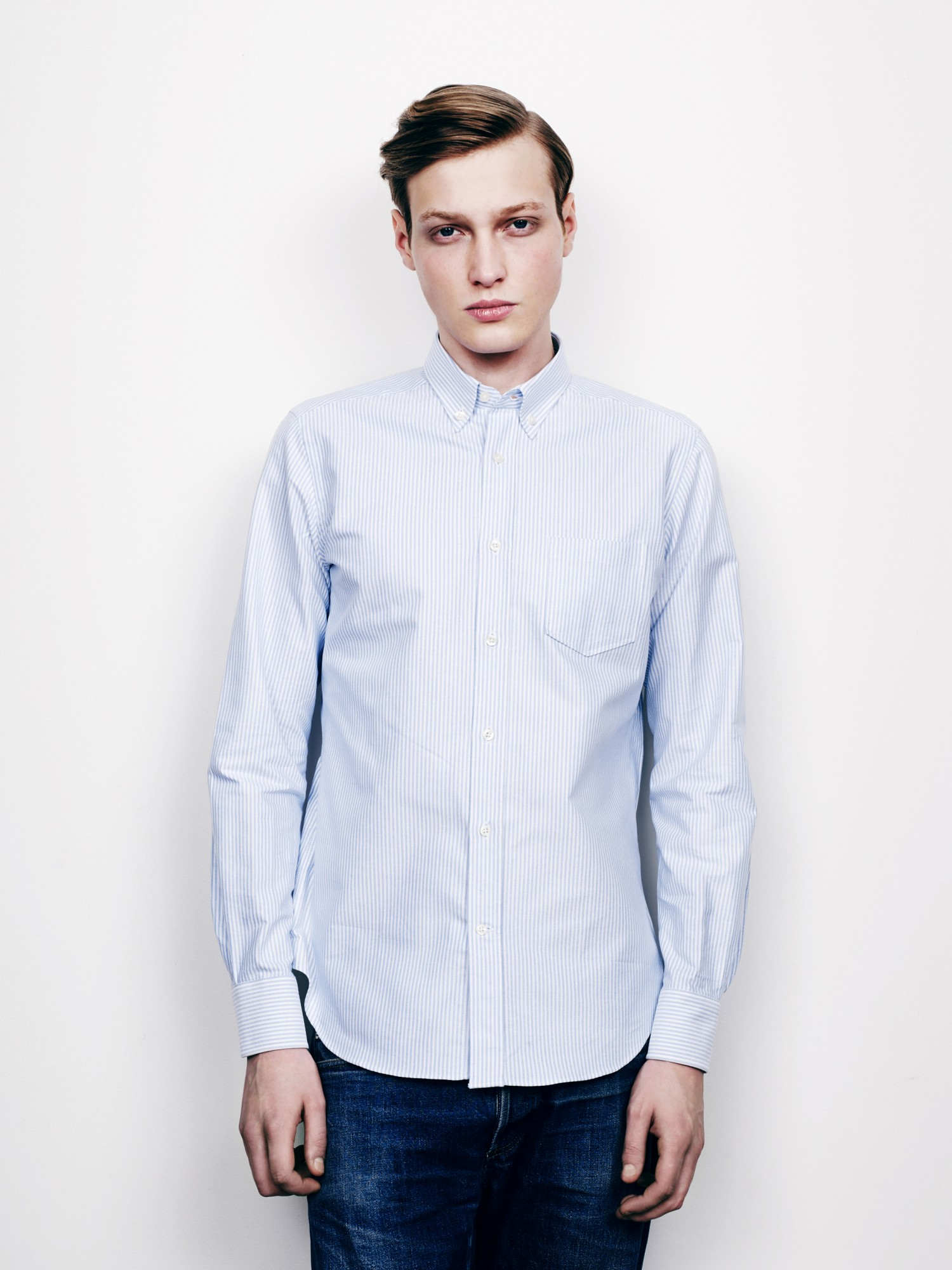 casual-shirt-oxord-cfit-bluestripe-2