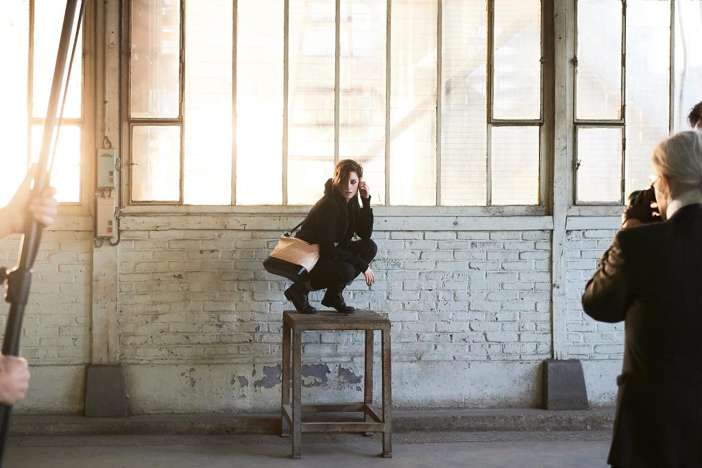 Chanel's Gabrielle handbag ad campaign