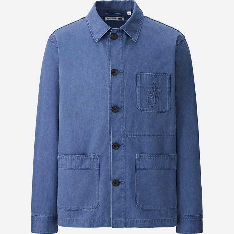 Workwear jakke til ca. 300 kroner.