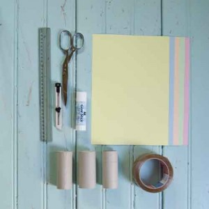 materials for paper lanterns