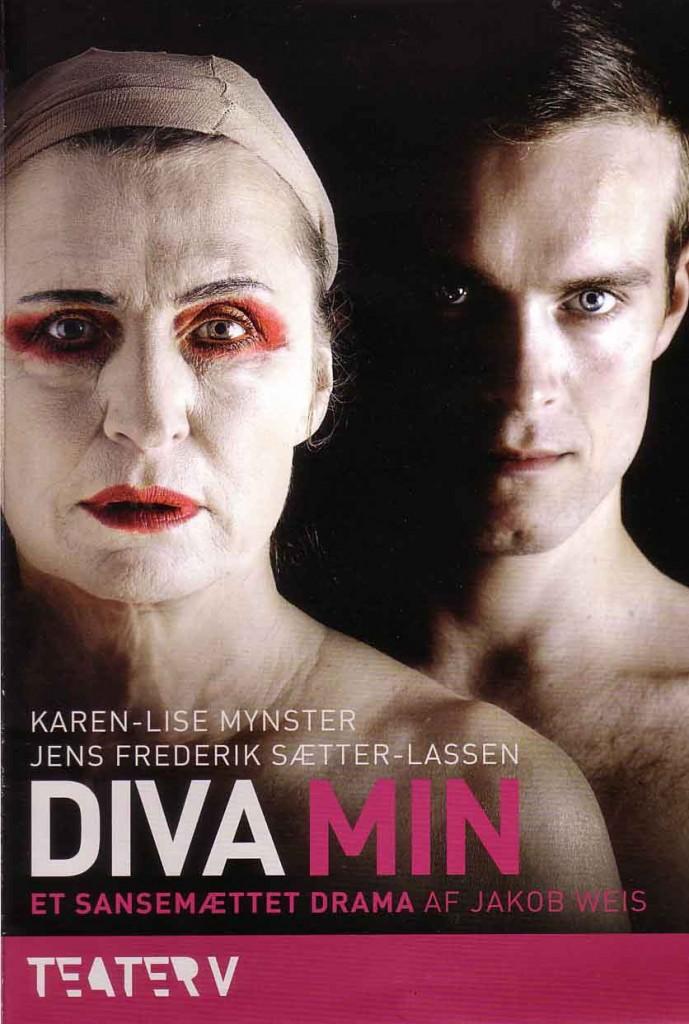 Diva Min på teater V i Valby