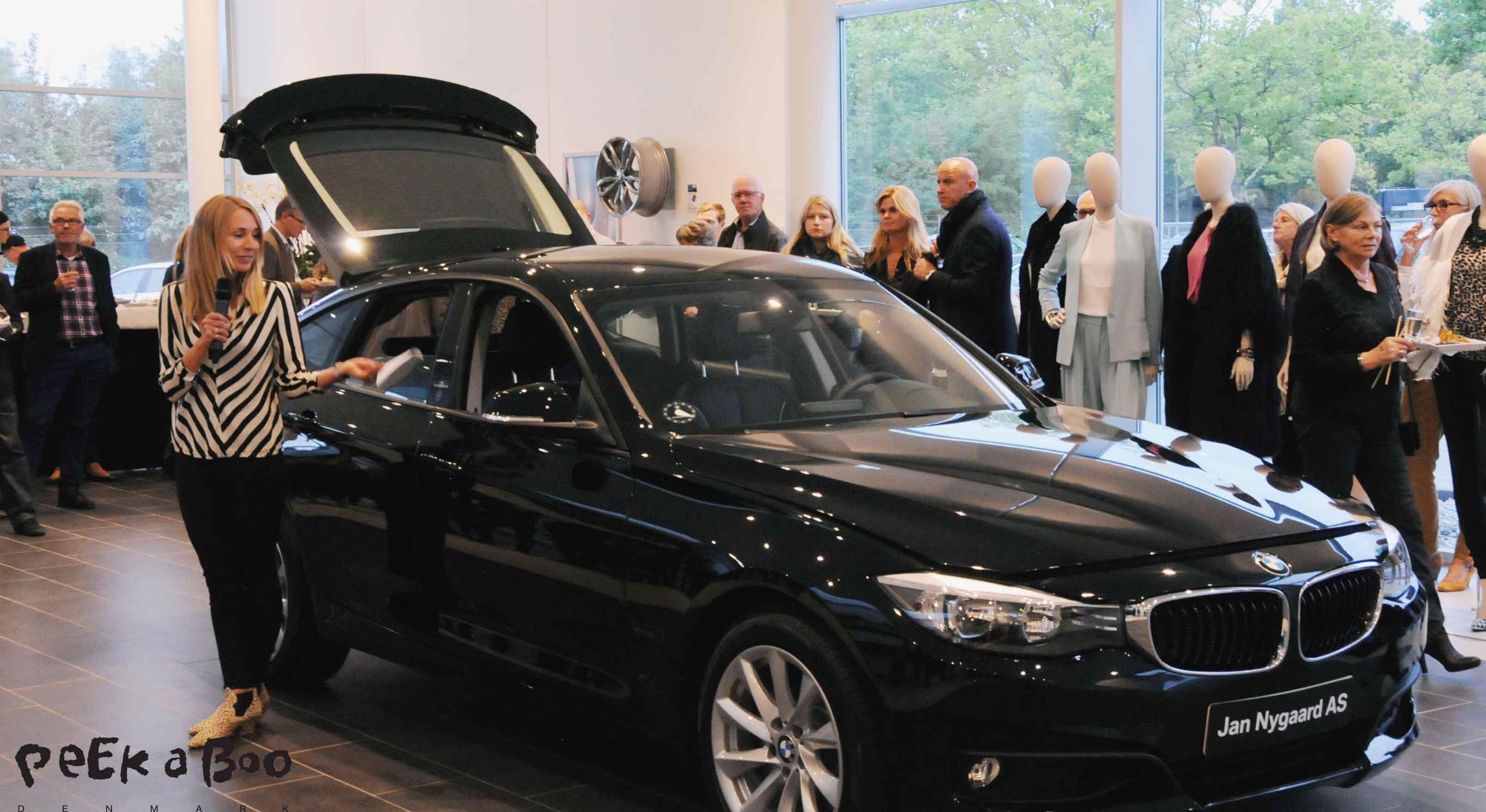 BMW samarbejde med Malene Birger