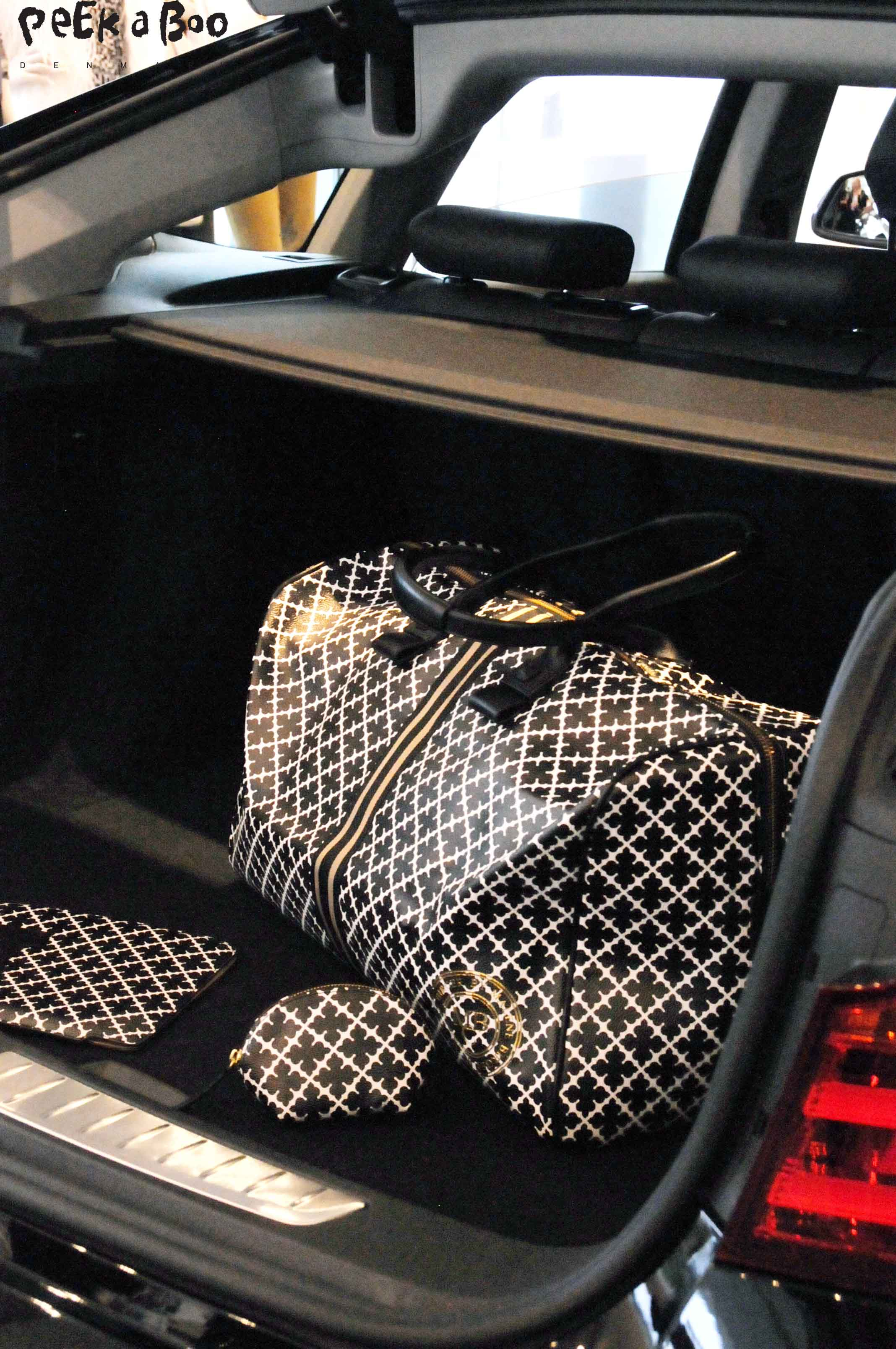 Limited edition af design pakke til BMW designet af Malene Birger