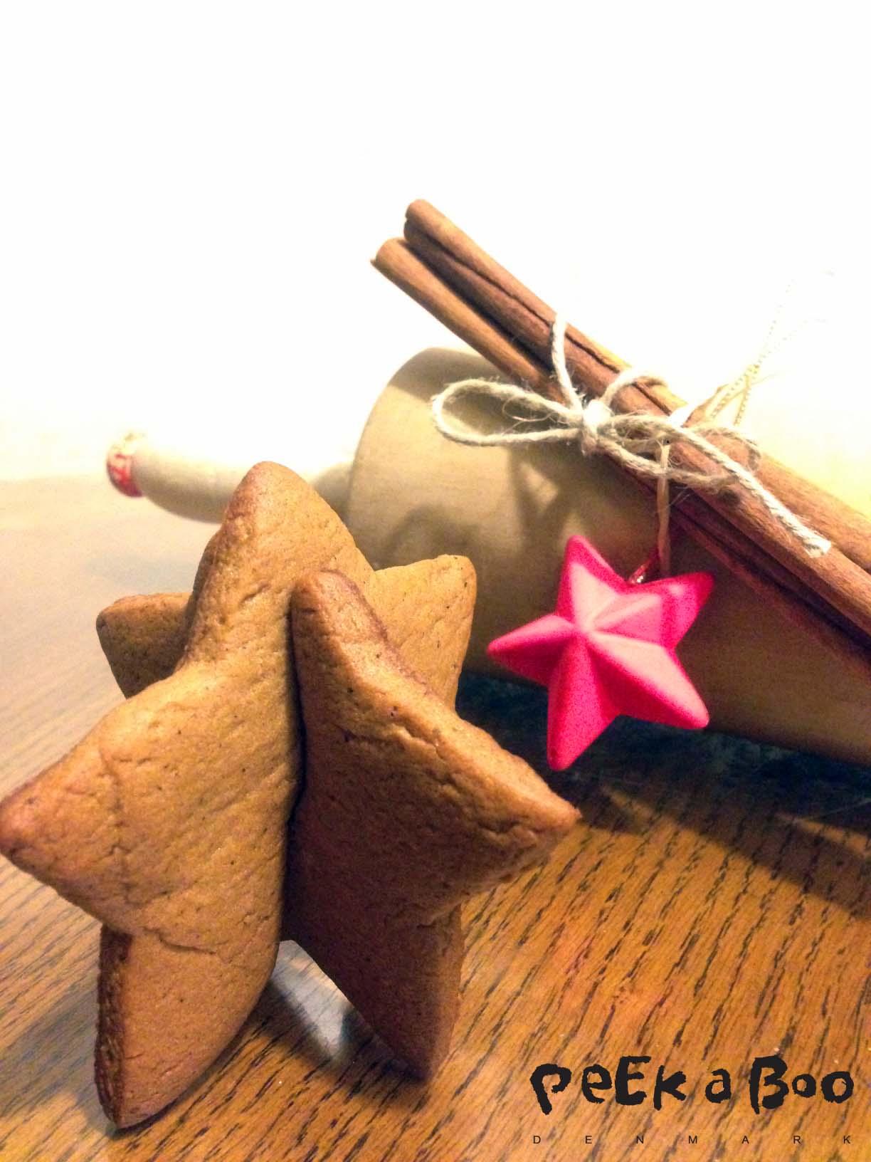 Stjerne peberkage