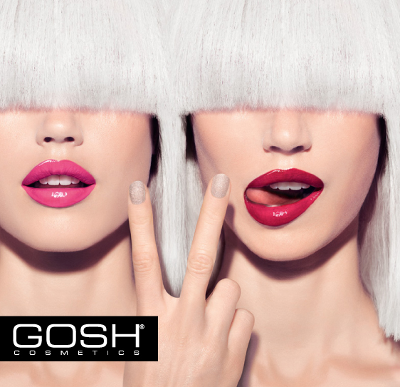 Hot liplacquer from Gosh summer 2014.