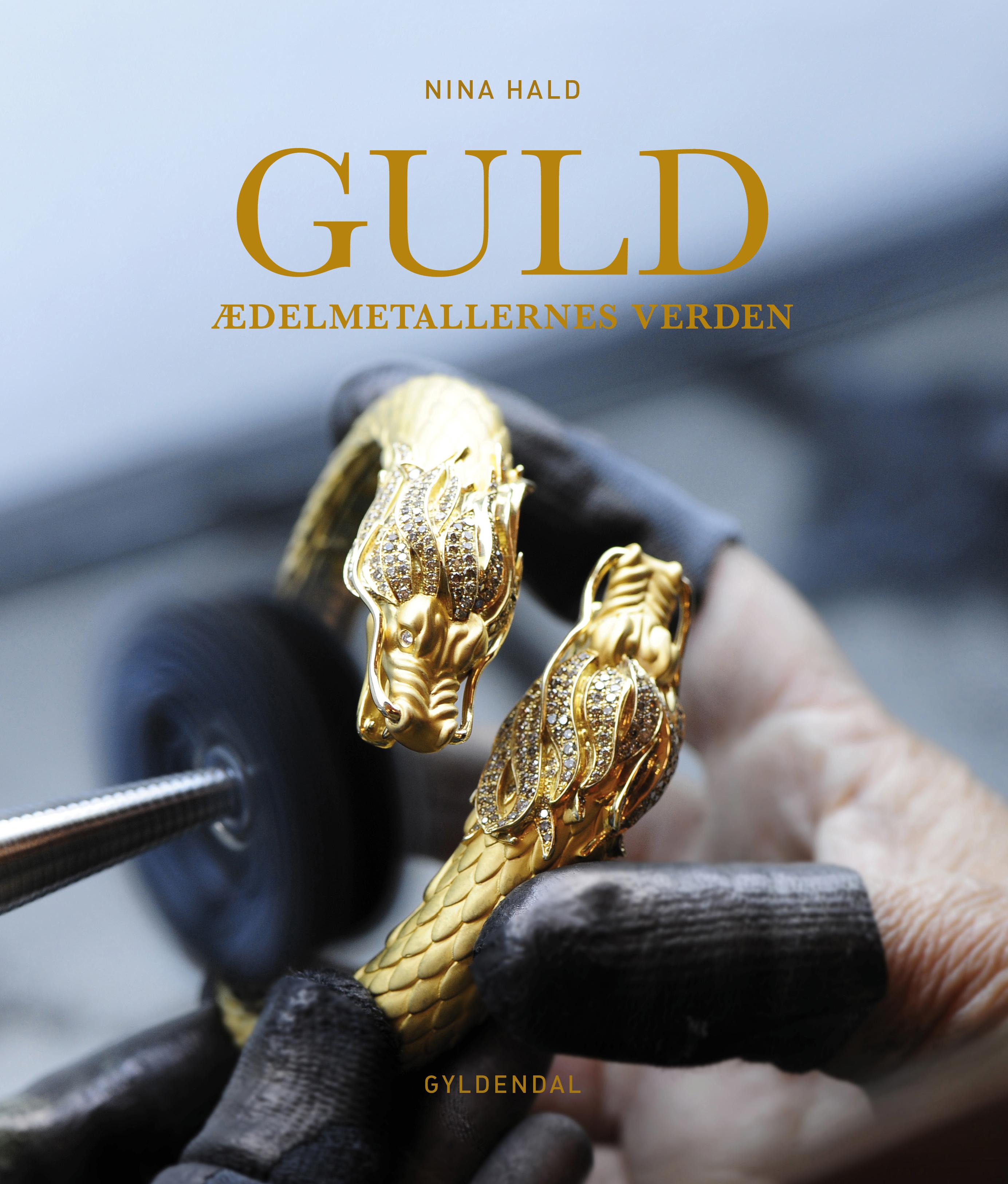 Guld af Nina Hald fra forlaget Gyldendahl.