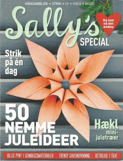 Sally's forside uge 49
